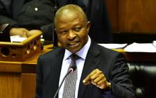 FILE: Deputy President David Mabuza in the National Assembly. Picture: @PresidencyZA/Twitter