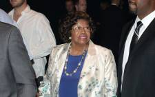 "FILE: Katherine Jackson arrives at the world premiere of ""Michael Jackson ONE by Cirque du Soleil"" at the Mandalay Bay Resort and Casino on 29 June, 2013 in Las Vegas, Nevada. Picture: AFP."