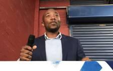 FILE: Democratic Alliance (DA) leader Mmusi Maimane. Picture: Monique Mortlock/EWN