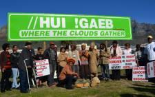 Cape Town's Khoikhoi name