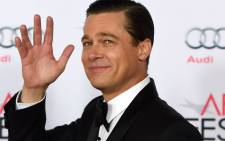 FILE: Brad Pitt. Picture: AFP/Getty Images.