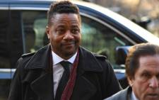 FILE: In the complaint, registered with the Manhattan federal court and reported by several US media outlets, an anonymous woman accused Cuba Gooding Jr of raping her in a Manhattan hotel seven years ago. Picture: AFP