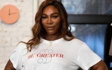 Serena Williams. Picture: instagram.com