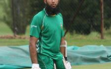 Proteas batsman Hashim Amla. Picture: Taurai Maduna/EWN