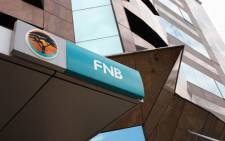 An FNB branch. Picture: EWN.