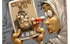CARTOON: ISIS wants you!