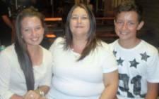 Carlia, Thea and Phillip Du Preez. Picture: Facebook.