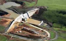 The Bramhoek Dam in KwaZulu-Natal, which forms part of Eskom's Ingula power scheme. Picture: AdriaanduPlessis/Eskom