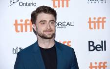 FILE: Daniel Radcliffe attends the 'Guns Akimbo' premiere during the 2019 Toronto International Film Festival at Ryerson Theatre on 9 September 2019 in Toronto, Canada. Picture: AFP
