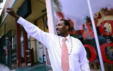 Rodney King. Picture: AFP