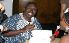 Author Ngũgĩ wa Thiong'o. Picture: Wikimedia Commons.