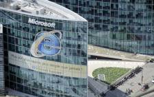 Microsoft Corp is to give away its Windows operating system to makers of smartphones and small tablets for consumers. Picture: AFP