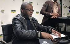FILE: ANC secretary-general Gwede Mantashe. Picture: Kgothatso Mogale/EWN