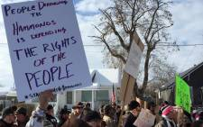 A group of militiamen occupied the headquarters of a national wildlife refuge in Oregon on Sunday 3 January 2016 in support of two brothers who are slated to report to prison on Monday on arson charges, the Oregonian newspaper reported. Picture: @Oregonian via Twitter.