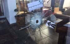Meli's pub in Pimville, Soweto where Mandla Hlatshwayo was shot. Picture: Christa Eybers/EWN.