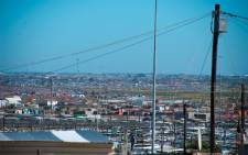 Homes in an informal settlement in Khayelitsha township in Cape Town. Picture: 123rf