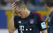 Bayern Munich's midfielder Bastian Schweinsteiger. Picture: Bayern Munich official Facebook page.