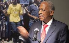ANC veteran Mathews Phosa. Picture: Louise McAuliffe/EWN