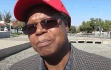 FILE: A screengrab of struggle hero Dan Montsitsi. Picture: SABC YouTube.