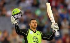 Australian batsman Usman Khawaja. Picture: Twitter/@Uz_Khawaja