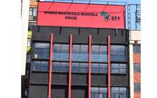 The head office of the Economic Freedom Fighters (EFF) is now called Winnie Madikizela Mandela House. Picture: @EFFSouthAfrica/Twitter.