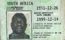 Alzheimer's patient David Radebe disappeared after being discharged from hospital in Atteridgeville, Pretoria, on Saturday 30 November. Picture: Supplied.