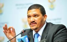 ANC's Western Cape provincial leader Marius Fransman. Picture: EWN