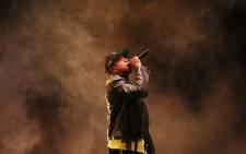 Rapper Jay Z. Picture: @RecordingAcad/Twitter.