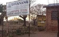 A Limpopo primary school which also waited for textbooks to be delivered. Picture: Andrea Van Wyk/EWN