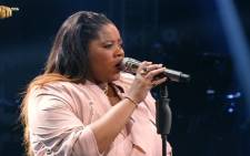 Noma Khumalo has been crowned the 2016 winner of Idols South Africa. Picture: Twitter @IdolsSA.