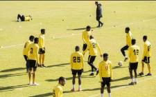 FILE: Kaizer Chiefs players during training. Picture: kaizerchiefs.com