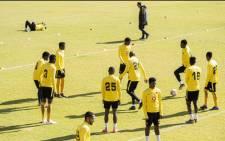 FILE: Kaizer Chiefs players during training. Picture: kaizerchiefs.com