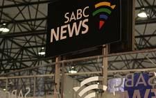 FILE: SABC News. Picture Taurai Maduna/EWN
