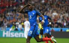 France's Paul Pogba celebrates his goal against Iceland in the quarterfinals of the Euro 2016 clash on 3 July 2016. Picture: Euro 2016 official Facebook page.