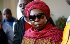 FILE:  Cooperative Governance and Traditional Affairs Minister Nkosazana Dlamini-Zuma. Picture: EWN