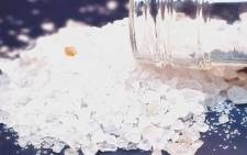 A file image of the flakka drug. Picture: Supplied