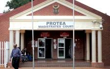FILE: The Protea Magistrates Court in Soweto, Johannesburg. Picture: EWN.