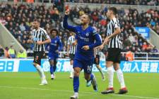 Chelsea's Eden Hazard. Picture: @ChelseaFC/Twitter