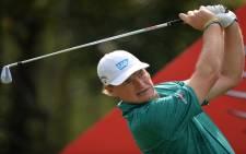 South African golfer Ernie Els. Source: AFP.