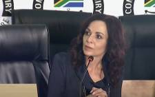 Transnet's Diedre Strydom on Tuesday told the state capture commission Salim Essa and Anoj Singh wielded a lot of power and weren't afraid to use it