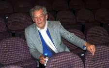Sir Ian McKellen. Picture: @IanMcKellen/Twitter