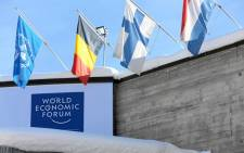 FILE: The World Economic Forum in Davos. Picture: WEF website.