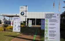 The BMW manufacturing plant in Rosslyn, Gauteng. Picture: @David_Makhura/Twitter