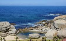 FILE: The Maiden's Cove beach front. Picture: www.nsri.org.za