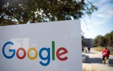 FILE: The Googleplex in Menlo Park, California. Picture: AFP