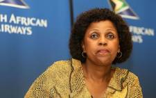 FILE: Dudu Myeni claimed to not have money to travel to Pretoria to attend her court case. Picture: EWN.