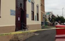 The Telkom Direct store was robbed by armed men on 27 October 2014. Picture: Lauren Isaacs/EWN.