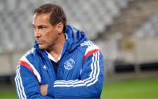 FILE: Ajax Cape Town coach Roger de Sa. Picture: Abed Ahmed/EWN.