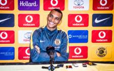 Kaizer Chiefs striker Ryan Moon will be looking to continue scoring goals. Picture: Twitter/@KaizerChiefs