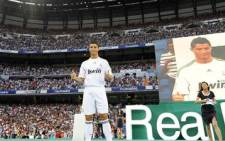 Real Madrid football star Cristiano Ronaldo appeals for Miami soccer fan arrested for hug. Picture: AFP